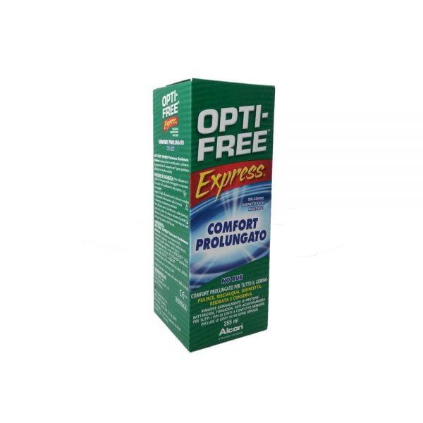 Alcon Opti-free Express Διάλυμα Φακών Επαφής 355ml