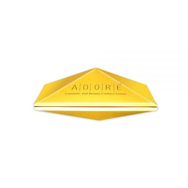 Eyemed Adore Tri-Tone Τριμηνιαίοι Έγχρωμοι Φακοί Επαφής(2 τεμ)