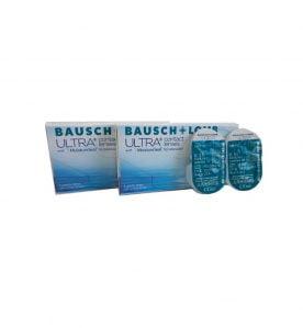 Bausch & Lomb Ultra Μηνιαίοι Φακοί Επαφής (3+3 τεμ.) & 2 τεμ. Δώρο