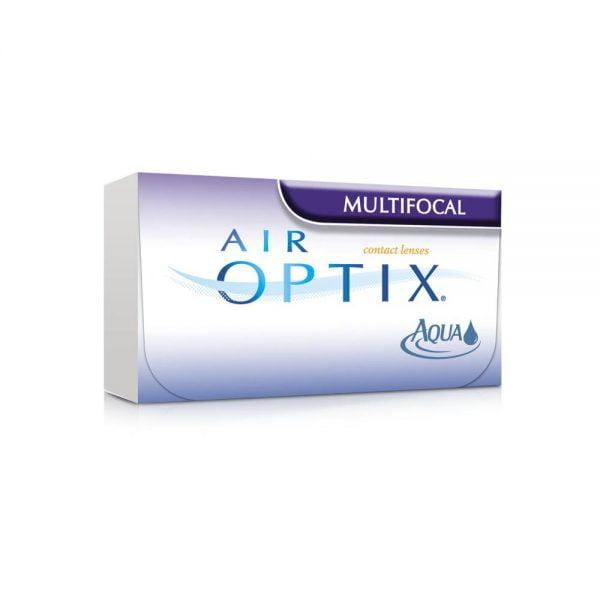 Alcon (Ciba Vision) AirOptix Multifocal Μηνιαίοι Πολυεστιακοί Φακοί Επαφής (3τεμ.)
