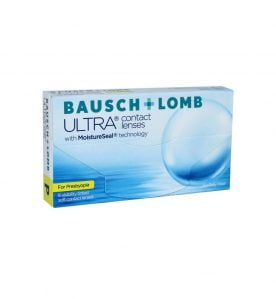 Bausch & Lomb Ultra For Presbyopia Μηνιαίοι Φακοί Επαφής (6 τεμ.)