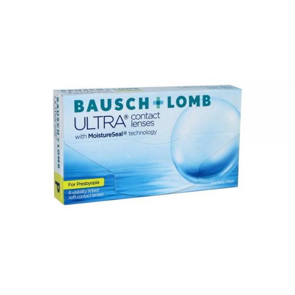 Bausch & Lomb Ultra For Presbyopia Μηνιαίοι Φακοί Επαφής (6 τεμ.)