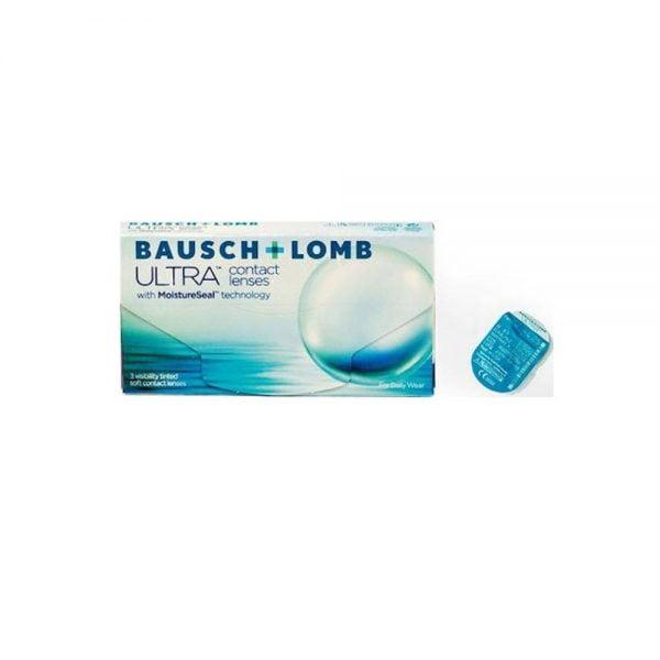 Bausch & Lomb Ultra Μηνιαίοι Φακοί Επαφής 3 τεμ. + 1 τεμ. Δώρο