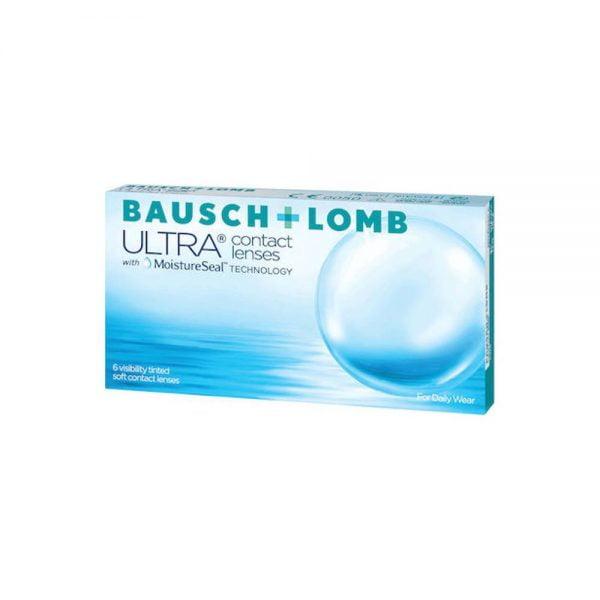 Bausch & Lomb Ultra Μηνιαίοι Φακοί Επαφής (6 τεμ.)