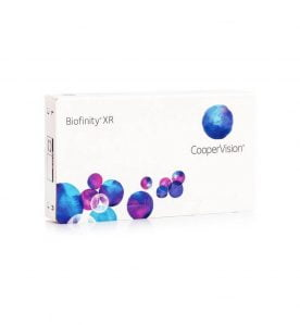 Cooper Vision Biofinity XR Μηνιαίοι 6pack