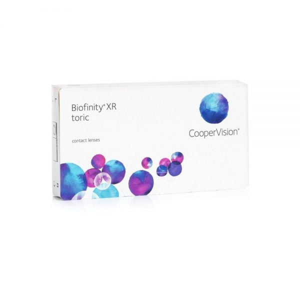 Cooper Vision Biofinity Toric XR Μηνιαίοι 3 τεμ