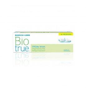 Bausch & Lomb Biotrue OneDay for presbyopia Ημερήσιοι Πολυεστιακοί Φακοί Επαφής (5 τεμ.)