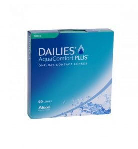 Alcon (Ciba Vision) Dailies Aqua Comfort Plus Toric 90Pack