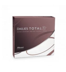 Alcon (Ciba Vision) Dailies Total 1 90Pack