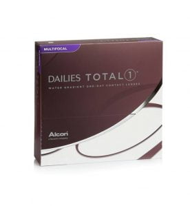 Alcon (Ciba Vision) Dailies Total Multifocal Ημερήσιοι Φακοί επαφής 90Pack