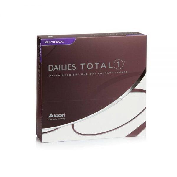 Alcon (Ciba Vision) Dailies Total Multifocal Ημερήσιοι Φακοί επαφής 90Pack
