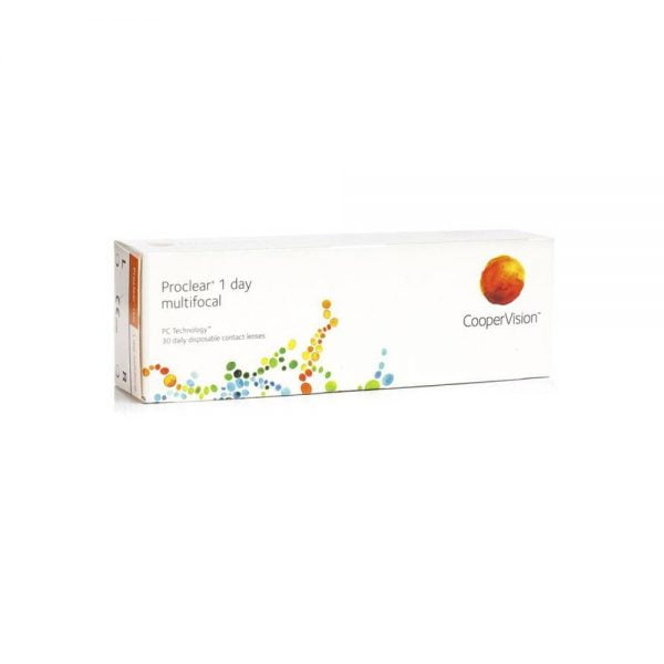 Cooper Vision Proclear 1 Day Multifocal Ημερήσιοι 30pack