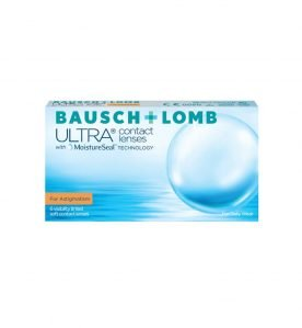 Bausch & Lomb Ultra For Astigmatism Μηνιαίοι Φακοί Επαφής (6 τεμ.)