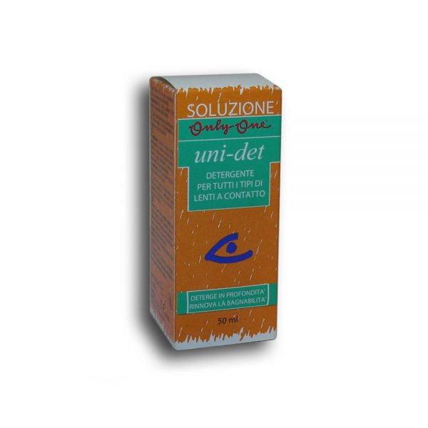 Uni-Det 50ml υγρό σαπούνι για φακούς επαφής μαλακούς και ημίσκληρους
