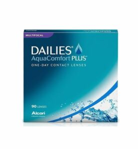 Alcon Dailies Aqua Comfort Plus Multifocal Πολυεστιακοί 90Pack