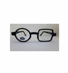 Γυαλιά για Προστασία Οθόνης με Τρελό Μαύρο Σκελετό